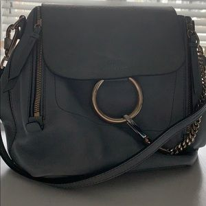 Chloe Backpack and Shoulder Bag